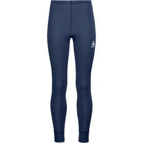 Odlo WARM Hose long Kinder diving navy